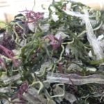 【海藻サラダで、あの料理をカラッとサクサクに】