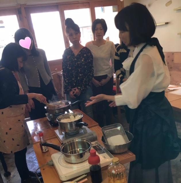 先生と出逢えたことで、料理が好きになりました